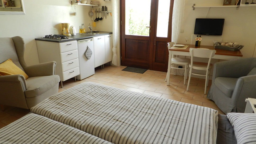Kichinette appartement Sole Le Marche Italie