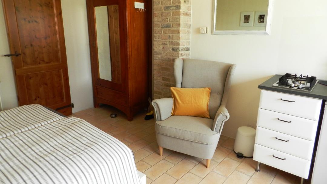 BnB Sole met gemakkelijke stoelen