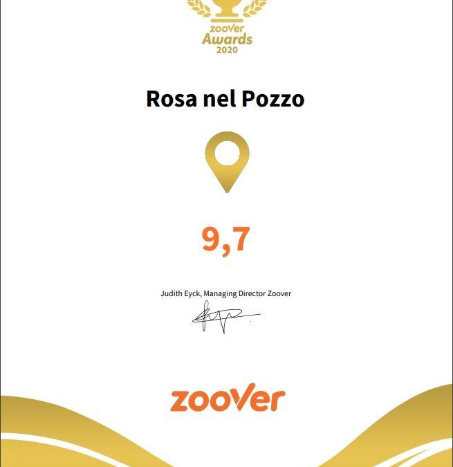 Zoover award 2020